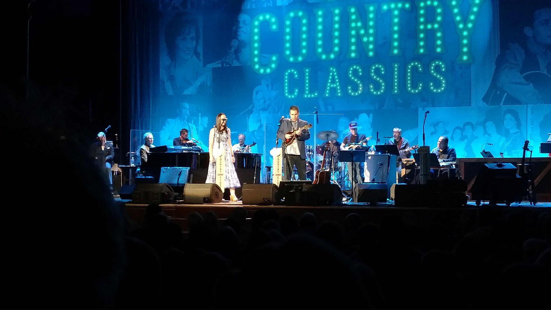 Oprey Country Classics Ryman Auditorium Nashville, TN 10-24-2019